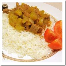 Belkovaja dieta s risom