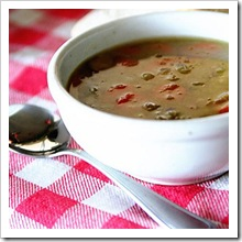 Диета с луковым супом