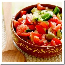 Фруктово-овощная разгрузка
